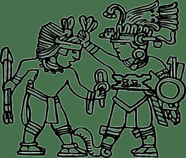 guerrieri aztechi